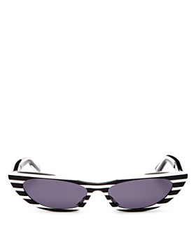 MARC JACOBS - Women's Slim Cat Eye Sunglasses, 52mm