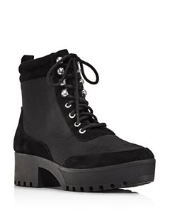 8fe172641dc Women s Belowdeck Suede Platform Lace Up Booties. Recommended For You (6).  AQUA