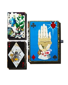 Chronicle Books - Christian Lacroix 52 Playing Cards, Set of 2