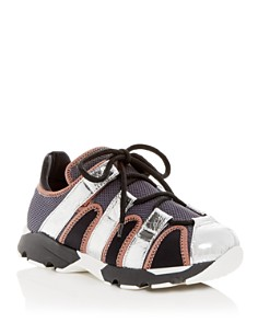 Marni - Women's Lace-Up Sneakers