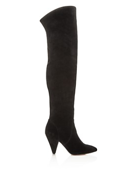 Kurt Geiger - Women's Violet Over-the-Knee Boots