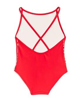 7378cf38761e2 ... Burberry - Girls  Sandine Core Swimsuit - Little Kid