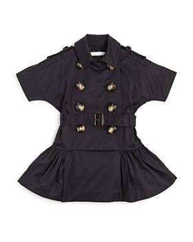 Burberry - Girls' Cynthia Modern Trench Dress - Little Kid, Big Kid