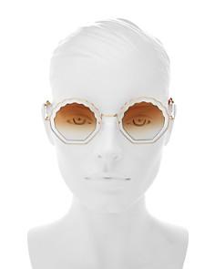 Chloé - Women's Tally Octagonal Sunglasses, 53mm