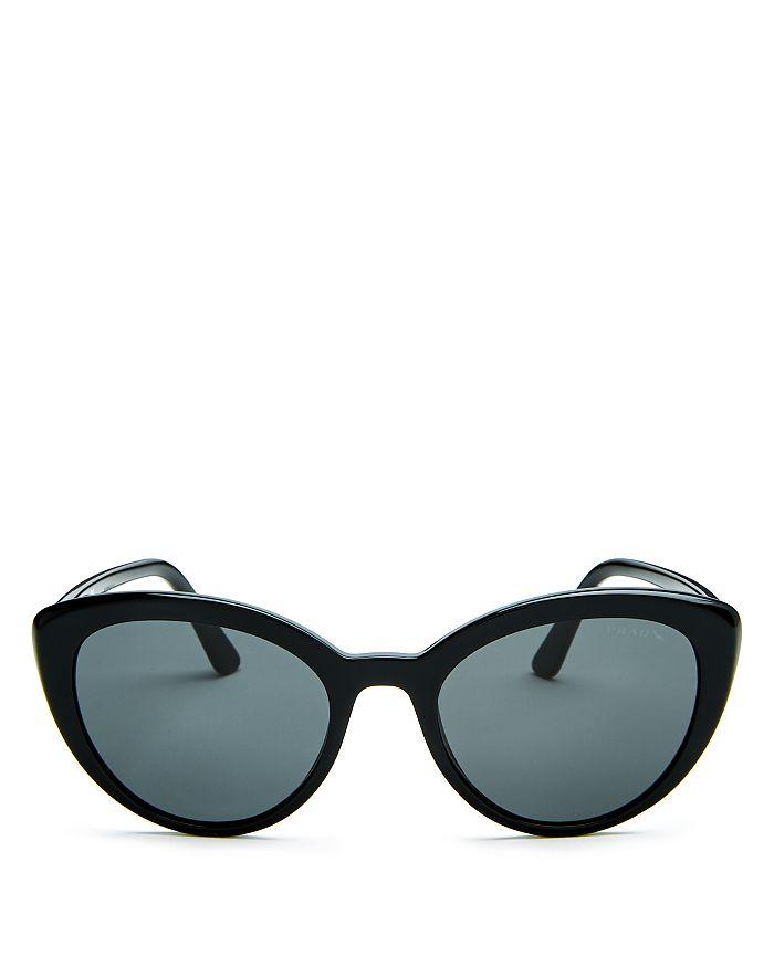 1995d56bba Prada Women's Cat Eye Sunglasses, 54mm | Bloomingdale's