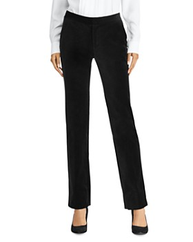 Ralph Lauren - Velvet Straight Pants