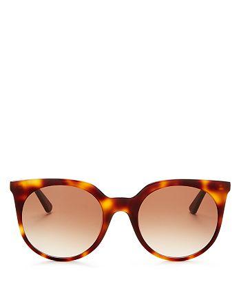 McQ Alexander McQueen - Women's Cat Eye Sunglasses, 52mm