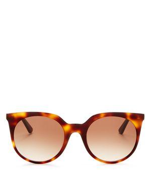 McQ Alexander McQueen Women's Cat Eye Sunglasses, 52mm
