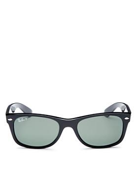 Ray-Ban - Men s Polarized New Wayfarer Sunglasses, ... c4bd8050fc60