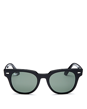 Ray Ban Sunglasses RAY-BAN MEN'S METEOR WAYFARER SUNGLASSES, 50MM