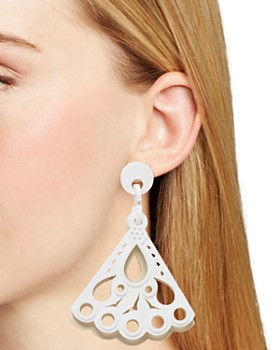 Flex Jewel - Leque Layse Drop Earrings - 100% Exclusive