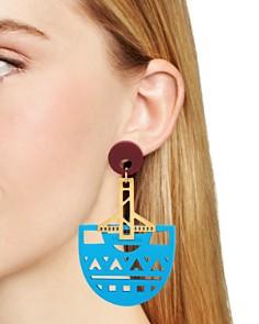 Flex Jewel - Gabada Drop Earrings - 100% Exclusive