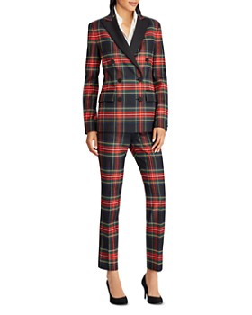 Ralph Lauren - Plaid Blazer - 100% Exclusive