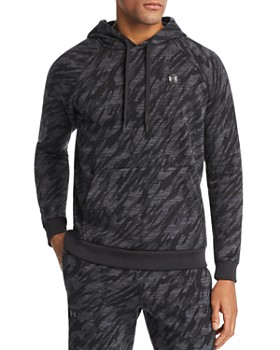 Under Armour - Rival Fleece Camo Hoodie