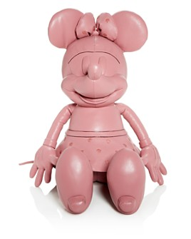 COACH - Disney x Coach Medium Leather Minnie Mouse Doll