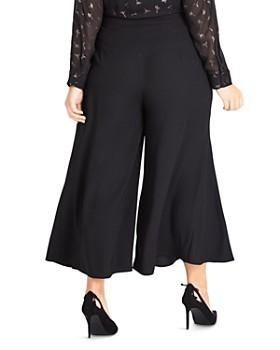 City Chic Plus - Nouveau Cropped Pants