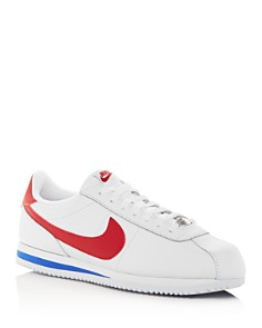 Nike - Men's Cortez Leather Low-Top Sneakers