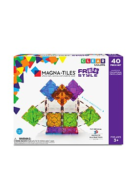 Magna-tiles - Freestyle Set - Ages 3+