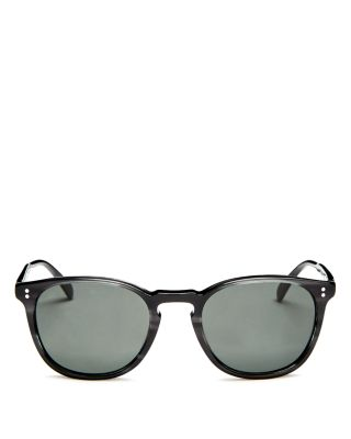 Men's Finley Esq. Round Sunglasses, 51mm by Oliver Peoples