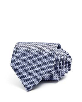 Ermenegildo Zegna - Grid & Dot Classic Tie