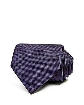 Ermenegildo Zegna - Solid Woven Classic Tie