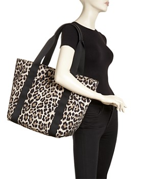 kate spade new york - That's The Spirit Large Leopard Print Tote