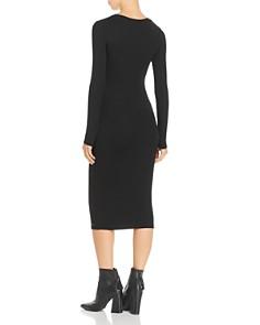 n PHILANTHROPY - Athens Rib-Knit Midi Dress