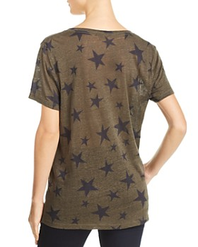 Rails -  Cara Star Print Tee