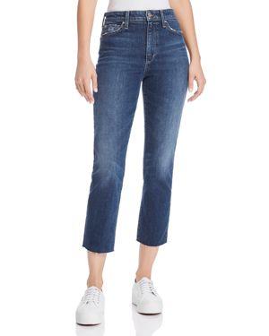 Joe's Jeans Ankle Straight Jeans in Julianna