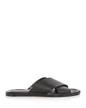 Bettye Muller - Women's Keen Crisscross Slide Sandals