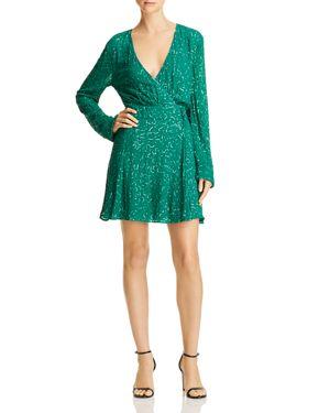 SHOW ME YOUR MUMU Phyllis Dress in Green