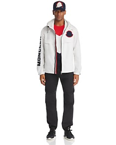 Moncler - Montreal Expandable Jacket, Chevron Tee, Cargo Pants & More