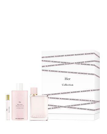 Burberry Her Eau De Parfum Gift Set Bloomingdales