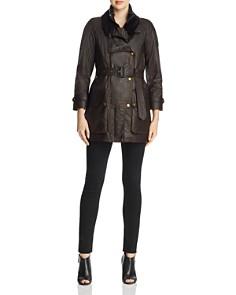 Burberry - Calverhall Waxed Cotton Jacket