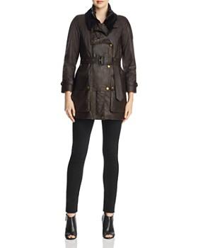 4878297de0d4 Burberry - Calverhall Waxed Cotton Jacket Burberry - Calverhall Waxed  Cotton Jacket