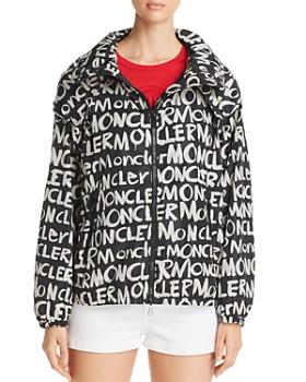 Moncler - Hanoi Logomania Jacket