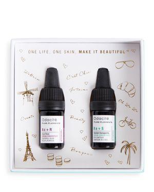 ODACITE Paris To La Facial Serum Gift Set ($97 Value)