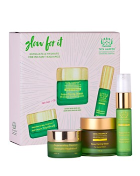 Tata Harper - Glow For It Exfoliate & Hydrate Gift Set ($94 value)