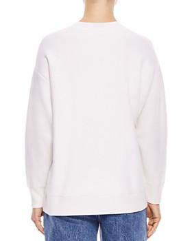 Sandro - Camerisier Logo Sweater