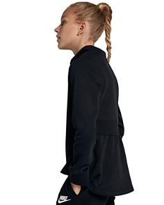 Nike - Girls' Long-Sleeve Fleece Shirt - Big Kid
