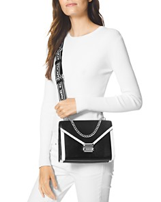 MICHAEL Michael Kors - Whitney Large Color Block Shoulder Bag