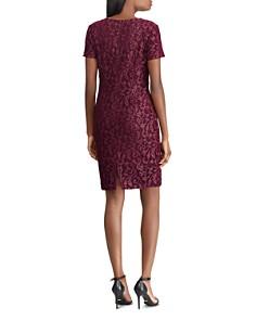 Ralph Lauren - Lace Cocktail Dress