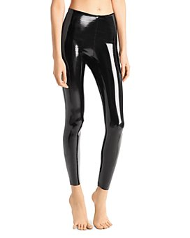 Commando - Patent Faux Leather Leggings