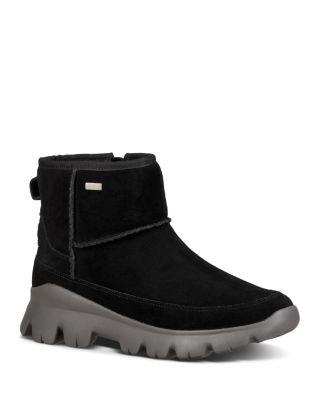 Palomar Leather Sneaker Booties