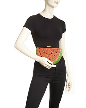 SERPUI - Watermelon Clutch