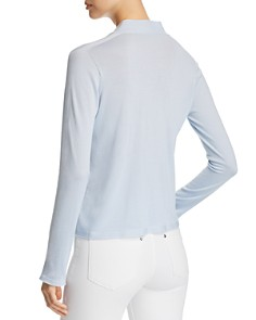 Eileen Fisher Petites - Tie Neck Sweater - 100% Exclusive