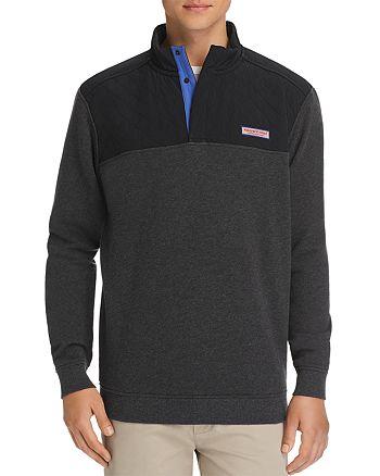 Vineyard Vines - Mixed-Media Pullover Sweatshirt