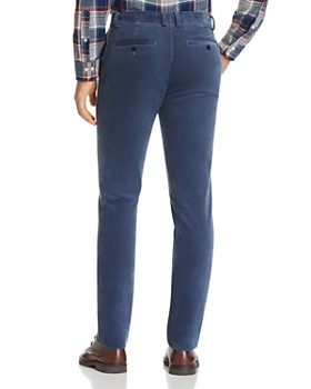 Brooks Brothers - Stretch Corduroy Classic Fit Pants