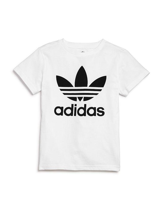 Adidas - Unisex Trefoil Tee - Big Kid