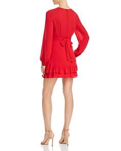 Sage the Label - La Bamba Ruffled Polka Dot Dress